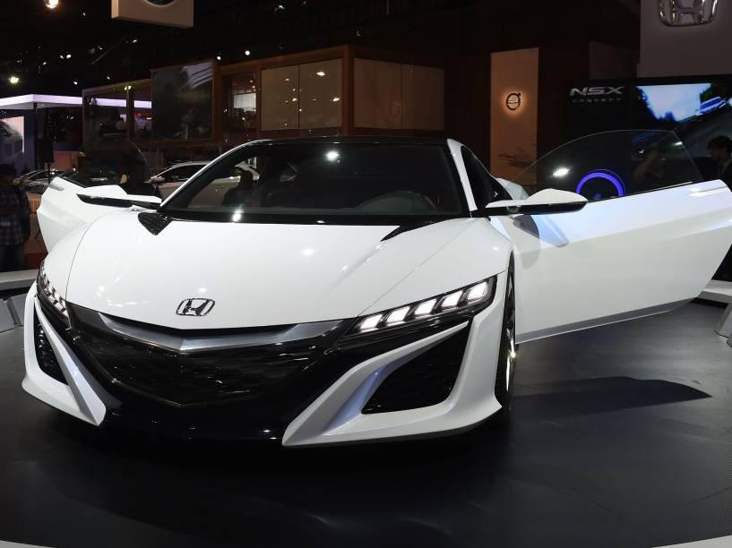 Honda Concept NSX