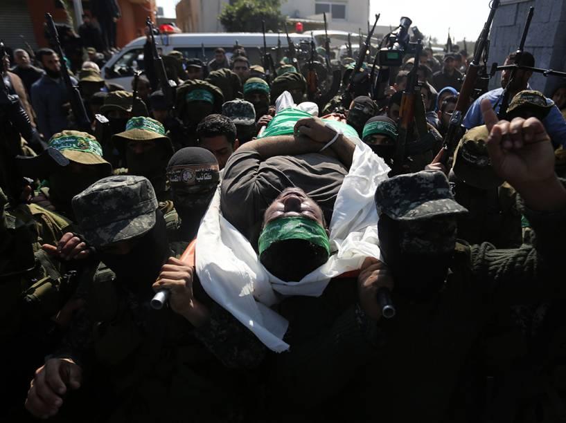 Dois militantes do Hamas foram mortos em um túnel na Faixa de Gaza, fazendo crescer  a preocupação em Israel sobre a reconstrução de túneis que podem ser utilizados para ataques