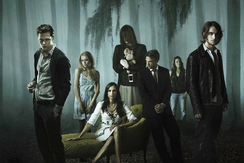 Personagens da série Hemlock Grove, do Netflix
