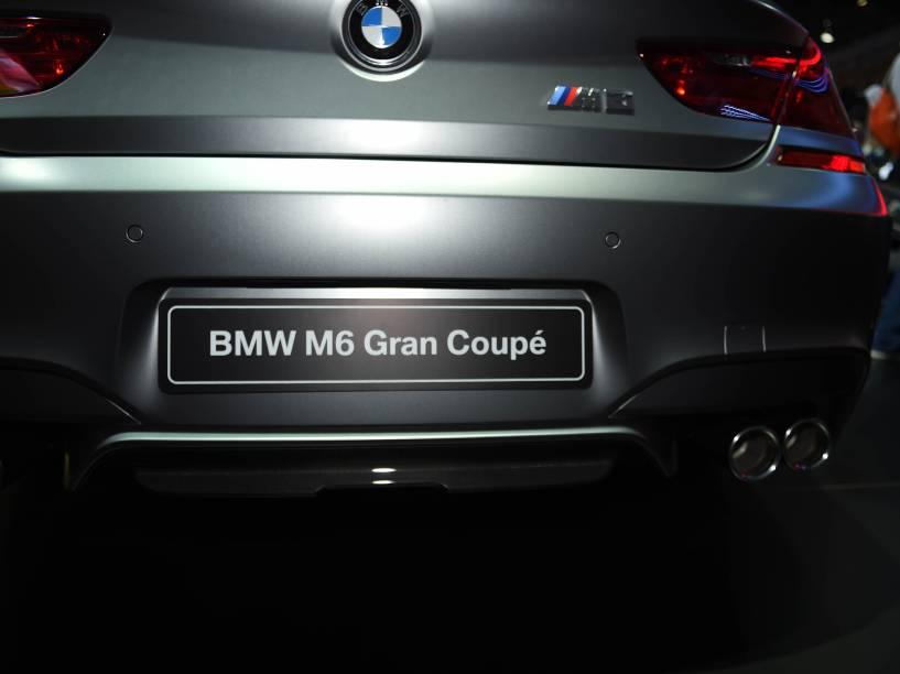 BMW M6 Grand Coupé