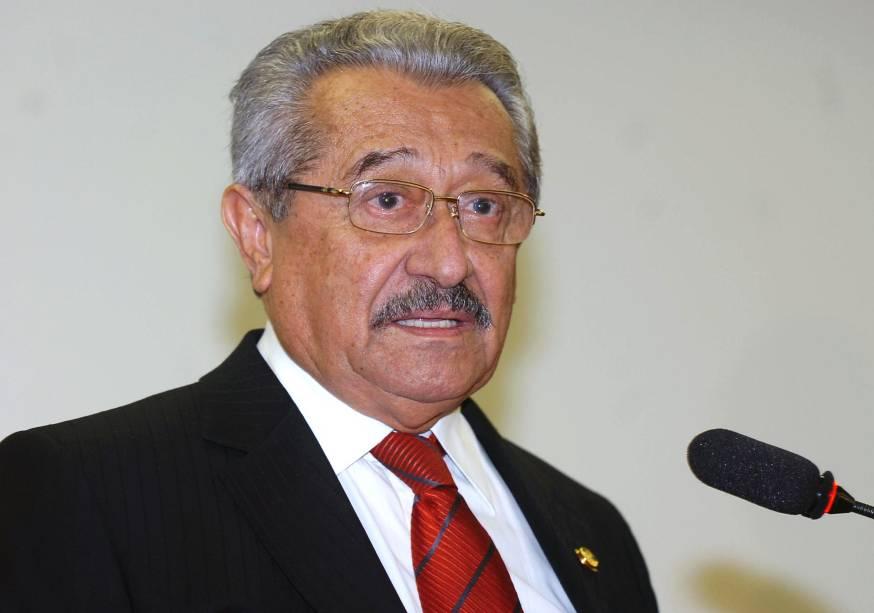 José Maranhão (PMDB) eleito senador do estado da Paraíba