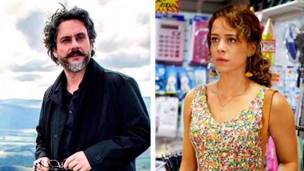 José Alfredo (Alexandre Nero) e Cristina (Leandra Leal)