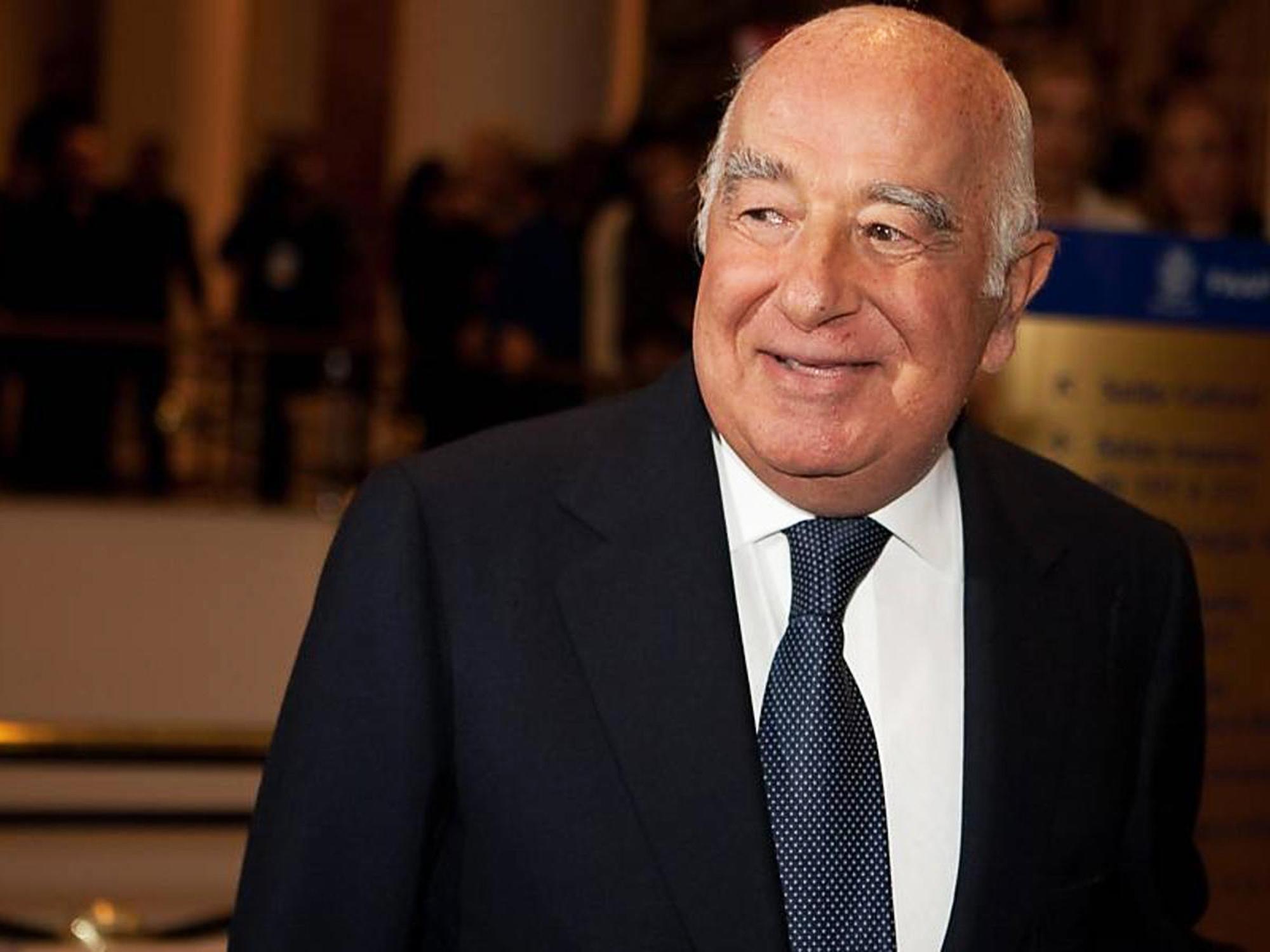 O dono do Banco Safra, Joseph Yacoub Safra