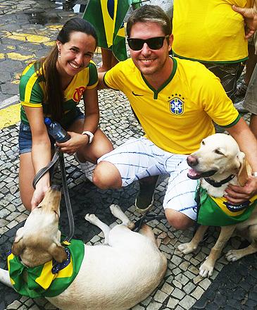 Ato contra a corrupção e a presidente Dilma Rousseff