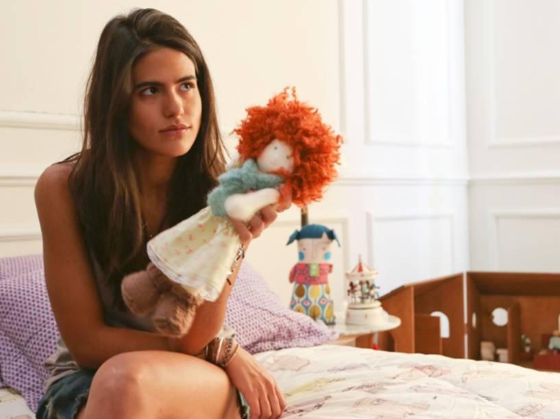 Antonia Morais interpreta uma estudante de fotografia em Linda de Morrer