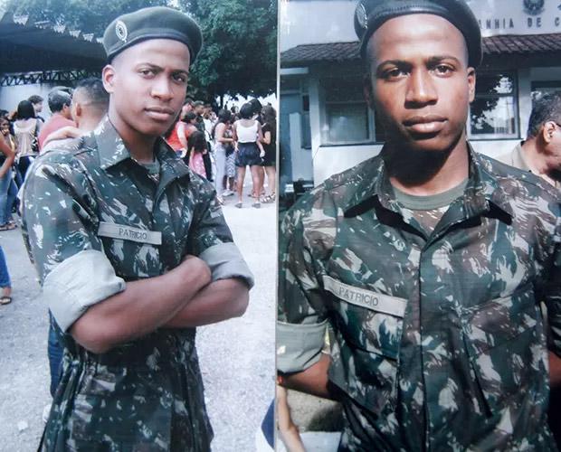 Como militar, carreira que cursou inspirado em Top Gun, subiu o morro do Alemão, no Rio