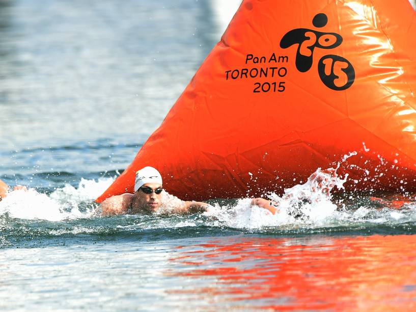 Maratona Aquática Masculina 10 km
