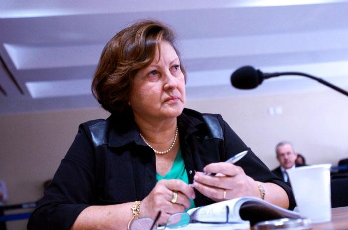Maria do Carmo (PT) é eleita senadora de Sergipe