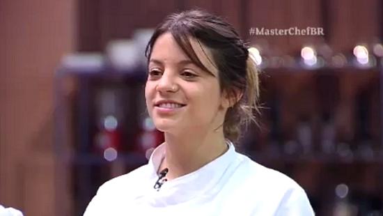Elisa Fernandes, vencedora do MasterChef Brasil