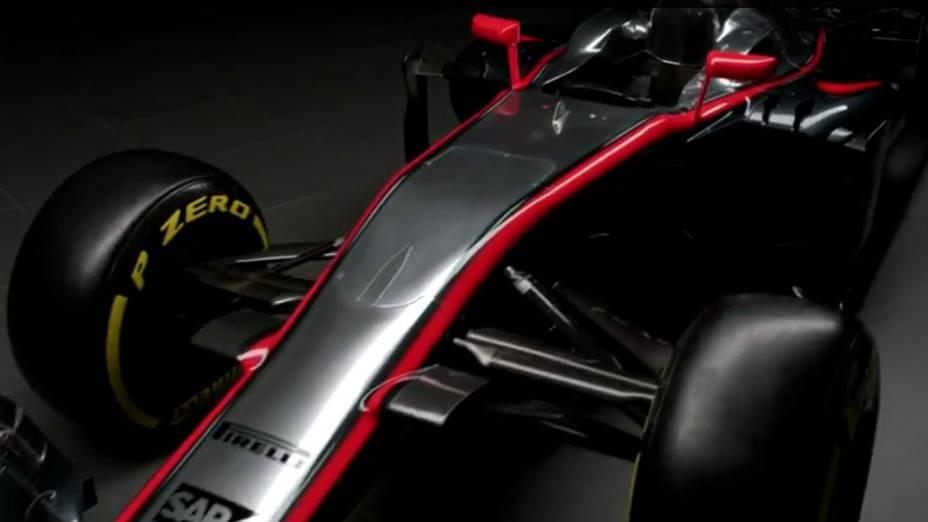 Modelo MP4-30 será utilizado pelo espanhol Fernando Alonso e pelo britânico Jenson Button na McLaren