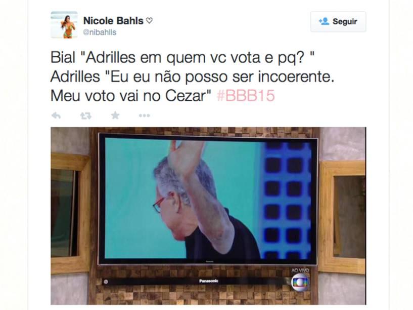 Pedro Bial vira meme no Twitter
