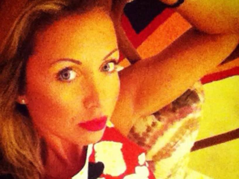 A russa Ekaterina Vasileva, de 35 anos