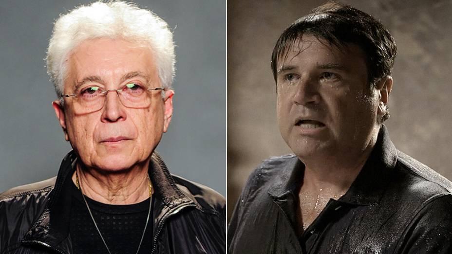 Aguinaldo Silva e Laércio Fonseca