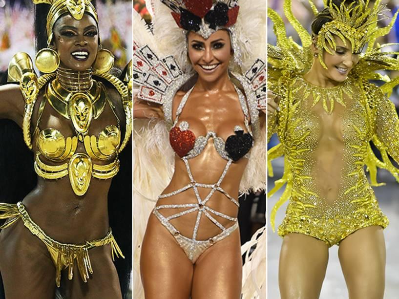 Musas do Carnaval 2015