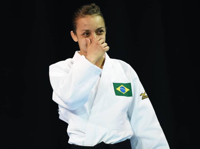 Representante do Brasil no Judô