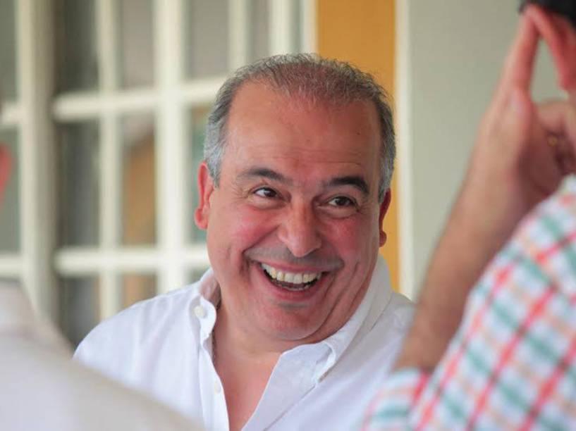 O ex-secretário de Obras Públicas da Argentina José Francisco López