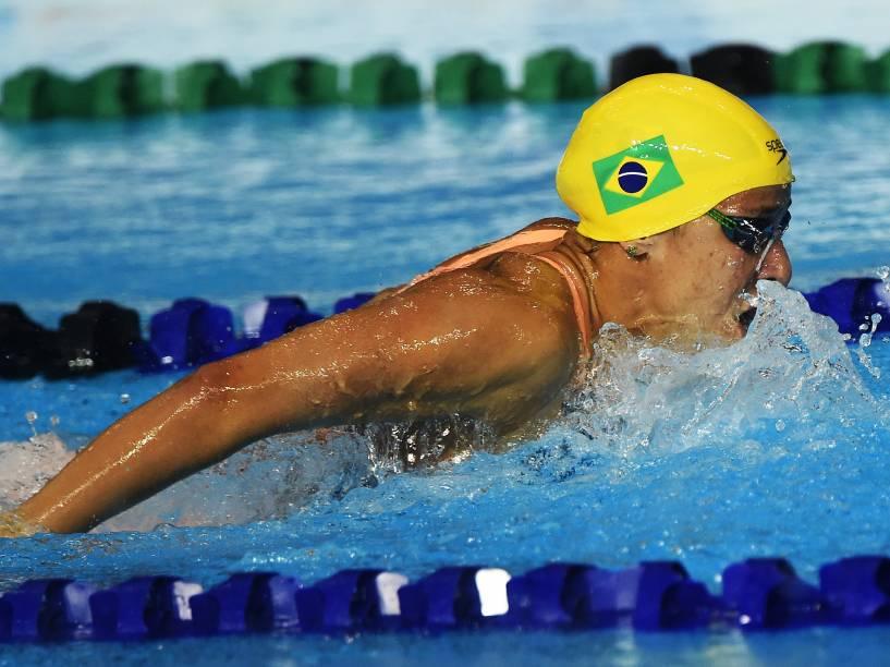 Finais da natação nos Jogos Pan-Americanos de Toronto, no Canadá