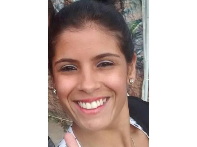 Natasha Silva Santos, de 20 anos