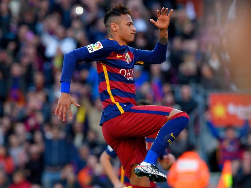 Neymar, do Barcelona