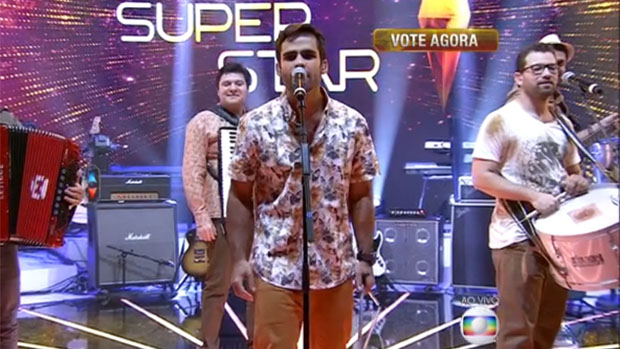 Os Gonzagas no SuperStar