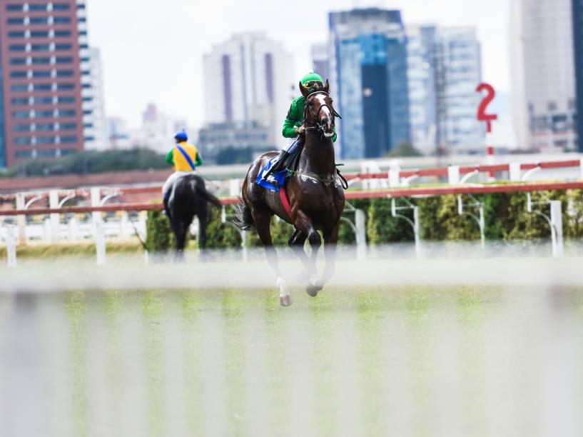 Grande Prêmio São Paulo 2015 realizado no Jockey Club