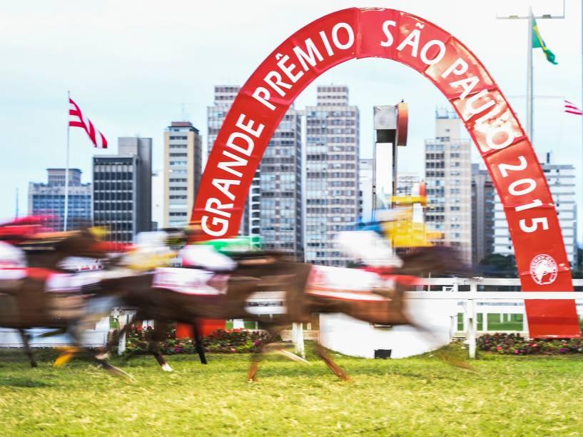 91ª edição do Grande Premio São Paulo de turfe no Jockey Club