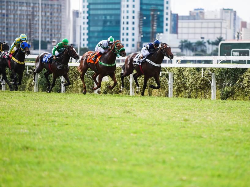 Grande Prêmio São Paulo de turfe, no Jockey Club