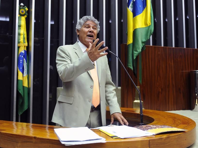 Candidato à presidência da Câmara, deputado Chico Alencar