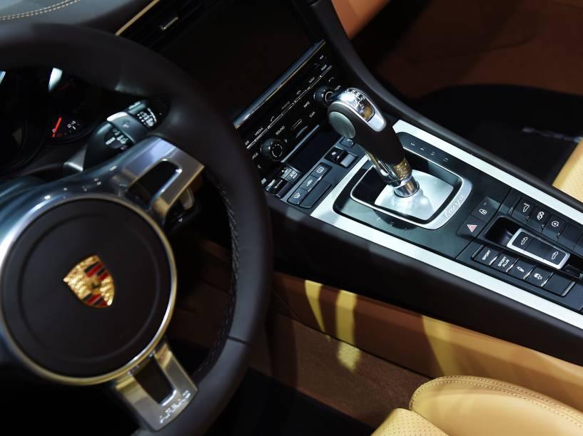 Detalhe do Porsche 911 Targa 4S