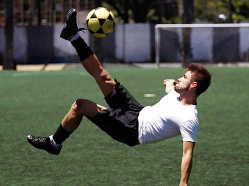O brother jogou futebol profissional