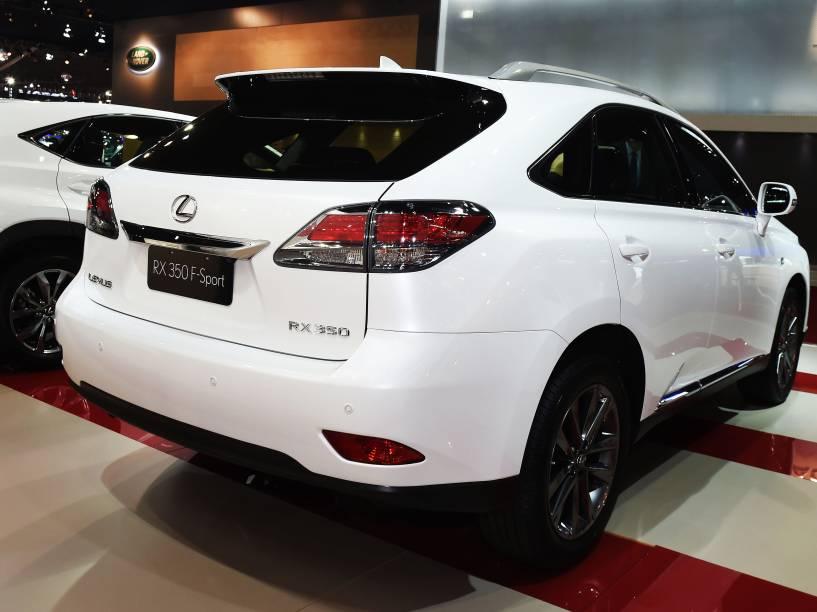 Lexus, RX 350 F Sport