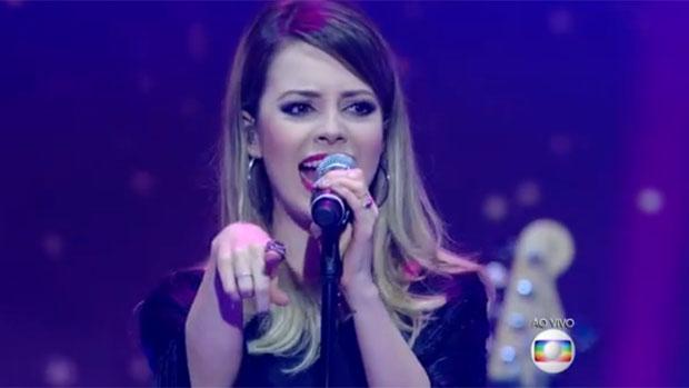 Jurada do SuperStar, Sandy foi escolhida como madrinha de apenas uma banda neste segundo dia de audições do programa