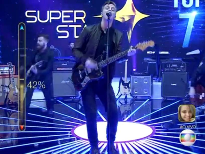 Banda Scalene no SuperStar
