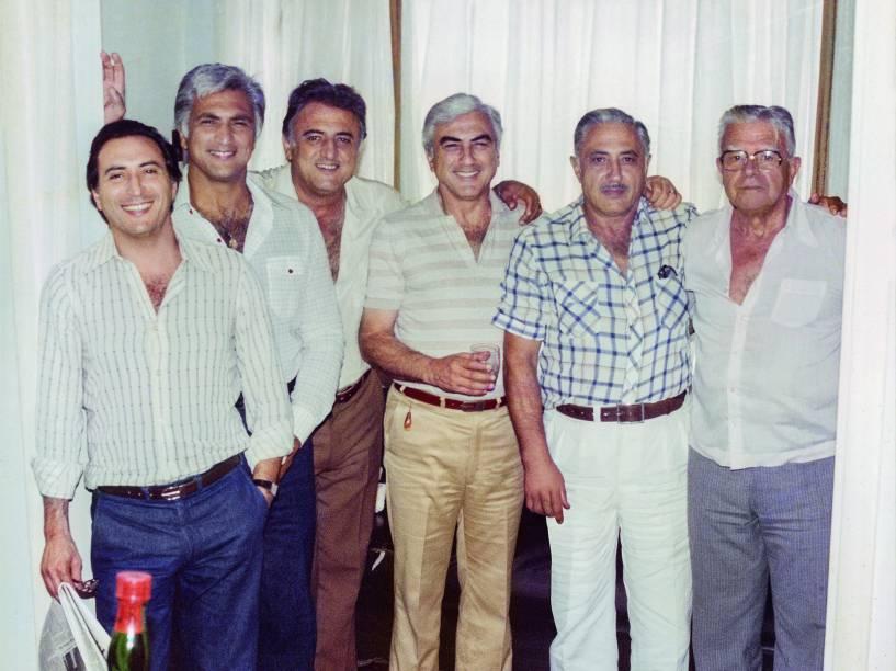 Michel Temer e os irmãos