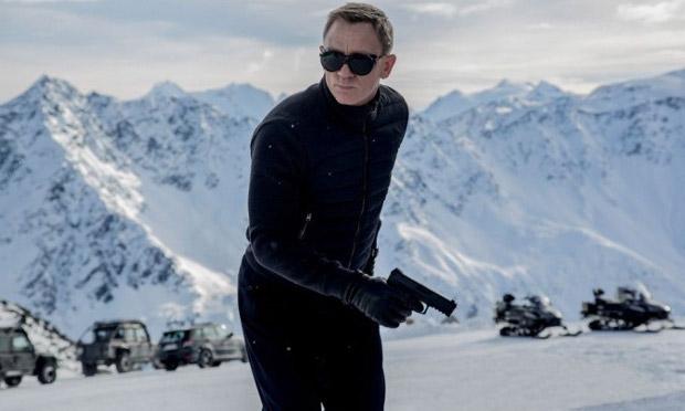 Daniel Craig em Spectre, novo longa de 007 previsto para novembro