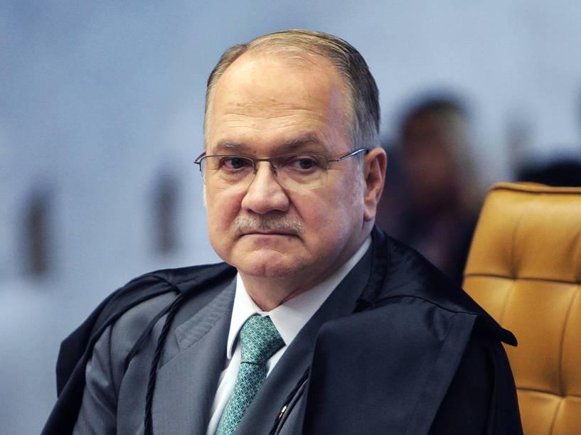 Sessão plenária do STF (Supremo Tribunal Federal), sob a presidência do ministro Ricardo Lewandowski (foto), onde é julgado o rito do impeachment da presidente Dilma a ser conduzido pela Câmara dos Deputados