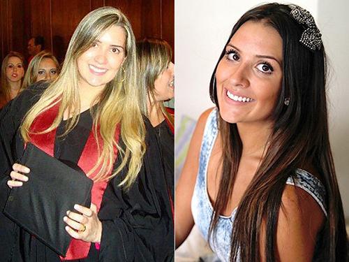 O antes e o depois da Tamires, que se converteu ao Islã