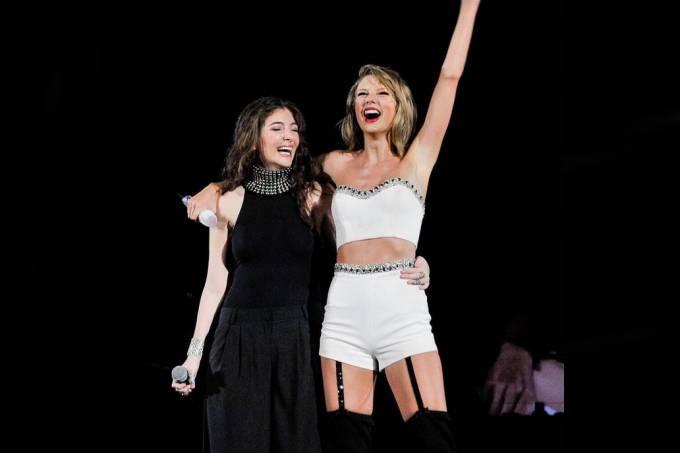 Taylor Swift e Lorde
