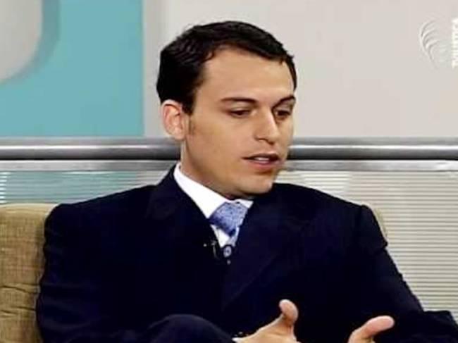 Advogado Tiago Cedraz, filho do ministro do Tribunal de Contas da União (TCU) Aroldo Cedraz