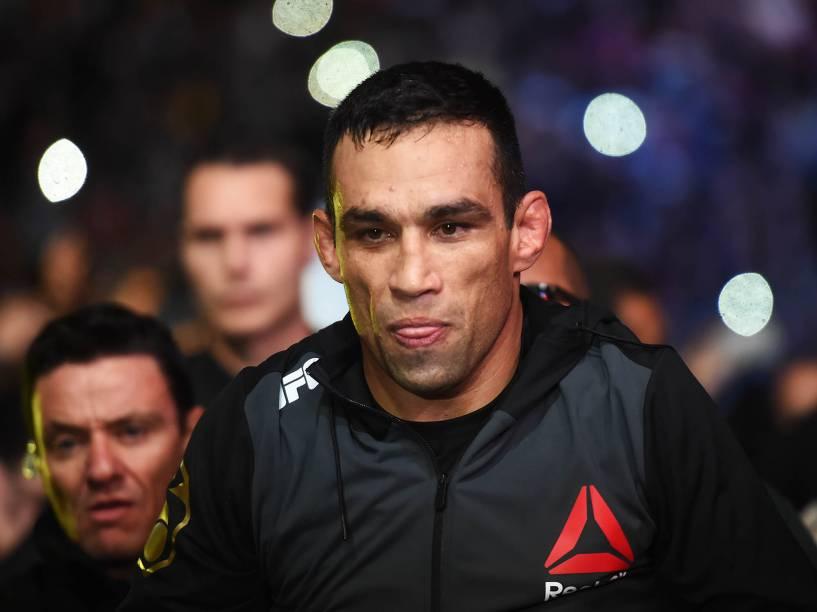Fabrício Werdun disputa título no UFC 198 na Arena da Baixada, Curitiba