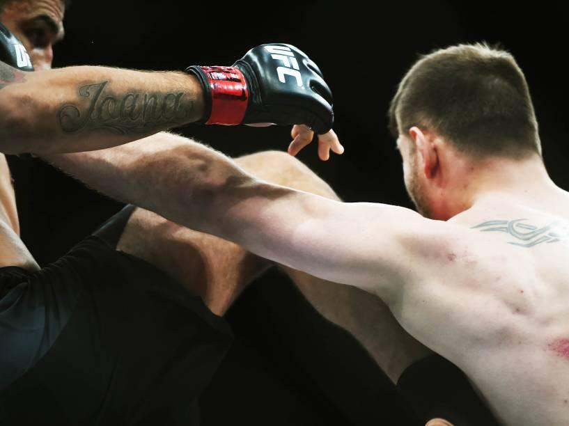 Werdun disputa título com Miocic no UFC 198, na Arena da Baixada em Curitiba