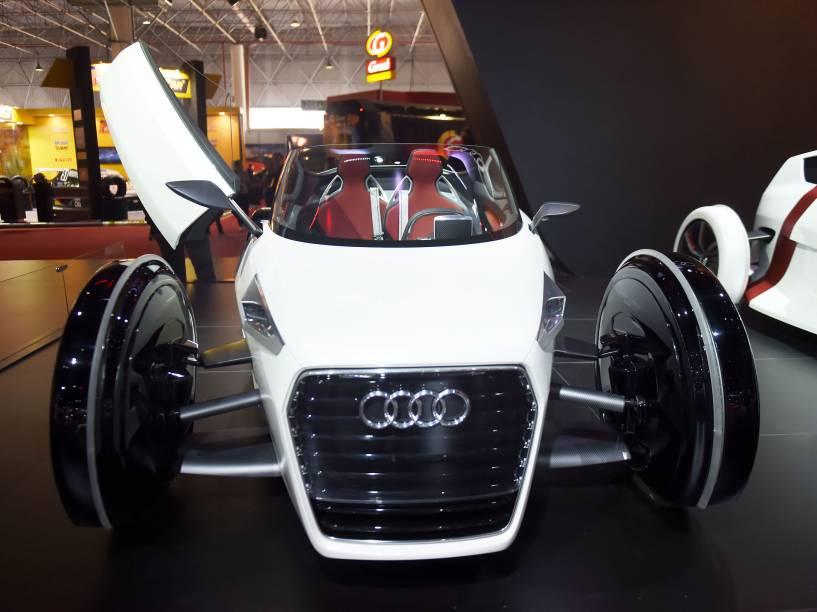 Audi Urban Concept elétrico