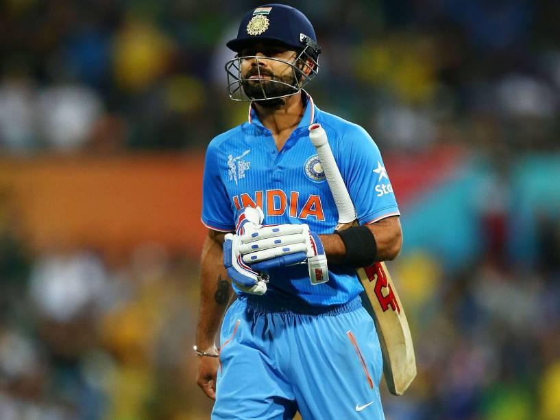 Virat Kohli, jogador de críquete