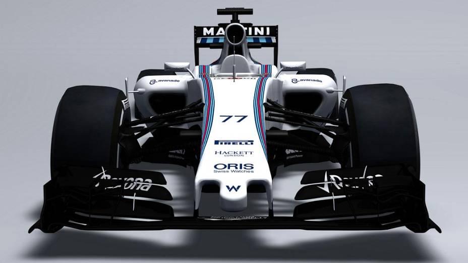Carro da Williams para a temporada 2015 da Fórmula 1