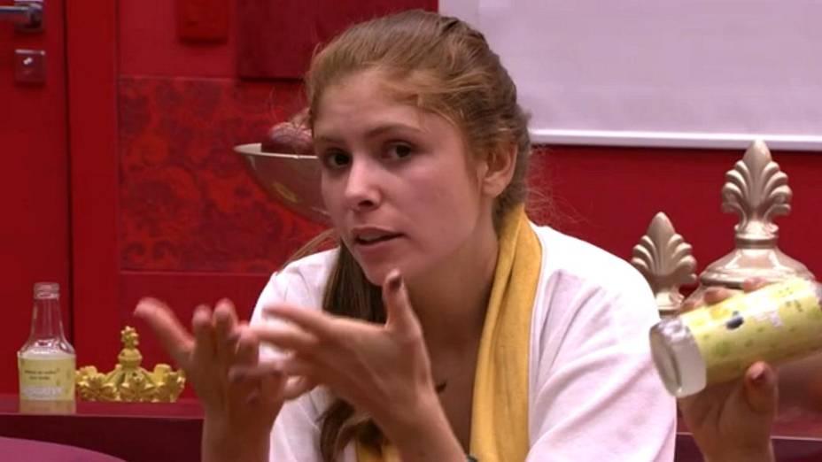 Amanda do BBB14