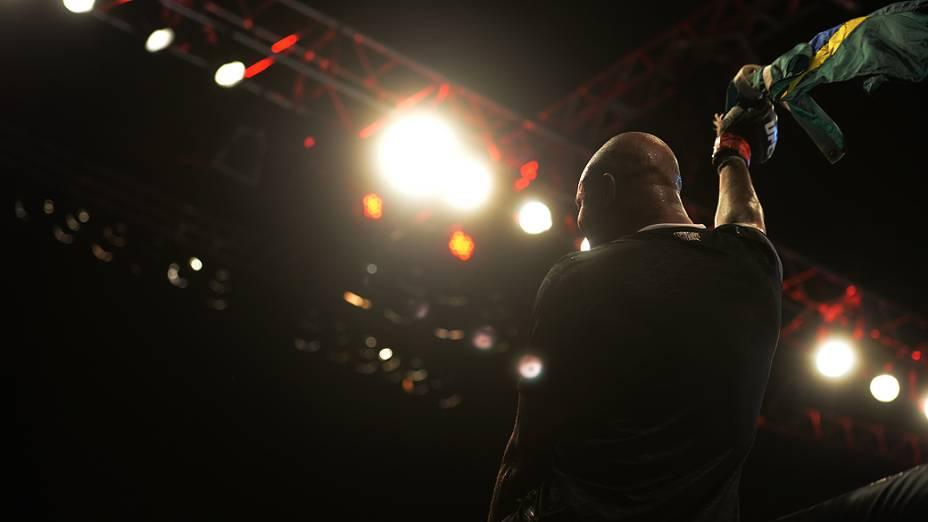 UFC Rio 3, na HSBC Arena, na Barra da Tijuca - 13/10/2012