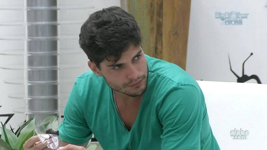 André no BBB 13