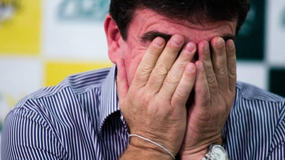 Andrés Sanchez, ex-presidente do Corinthians e diretor de seleções da CBF