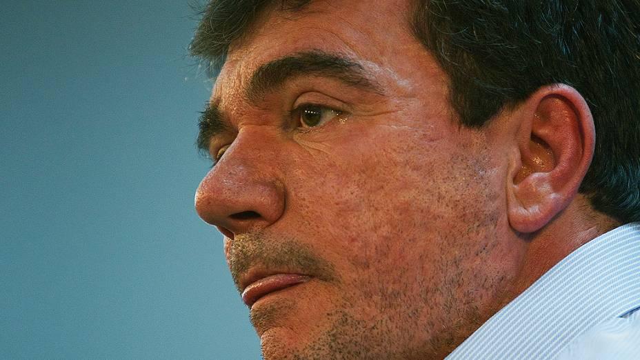 Andrés Sanchez: apenas um ano como diretor de seleções da CBF