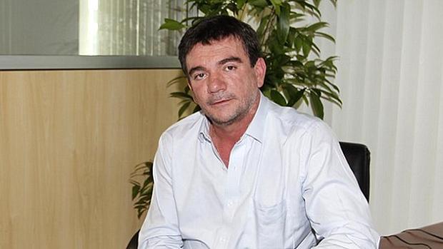Andrés Sanchez assumiu a direção de seleções da CBF em dezembro de 2011